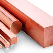 barra cobre