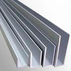 Canales de Aluminio
